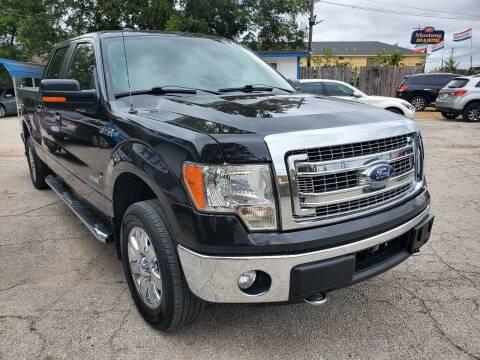 2014 Ford F-150 for sale at Tony's Auto Plex in San Antonio TX