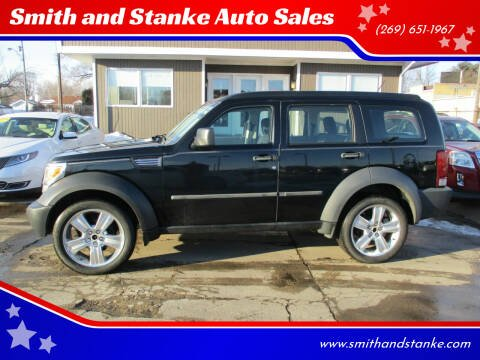 2007 Dodge Nitro for sale at Smith and Stanke Auto Sales in Sturgis MI