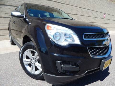 2015 Chevrolet Equinox for sale at Altitude Auto Sales in Denver CO
