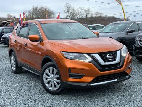 2017 Nissan Rogue for sale at A&M Auto Sale in Edgewood MD