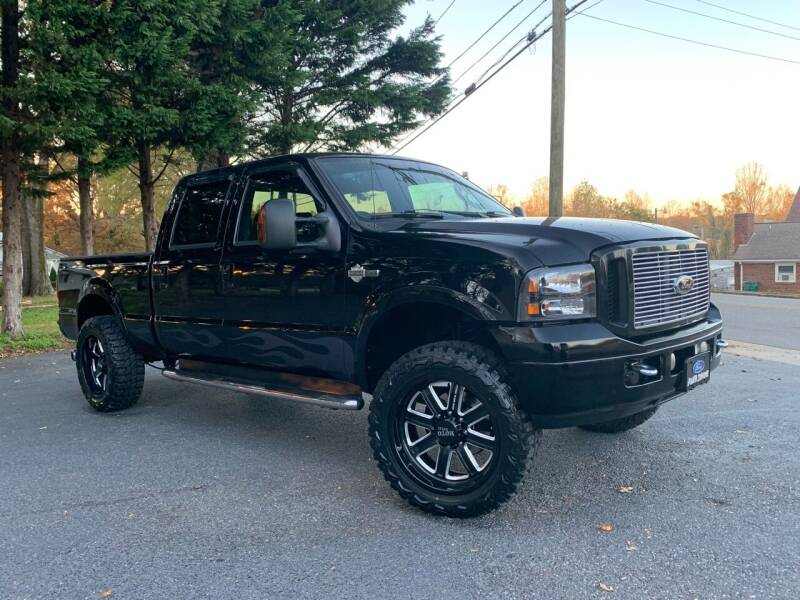 2006 Ford F-250 Super Duty for sale at Mike's Wholesale Cars in Newton NC