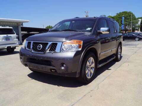2011 Nissan Armada for sale at Kansas Auto Sales in Wichita KS