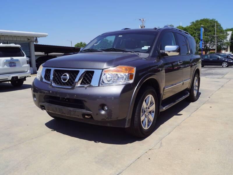 2011 Nissan Armada for sale at Kansas Auto Sales in Wichita KS