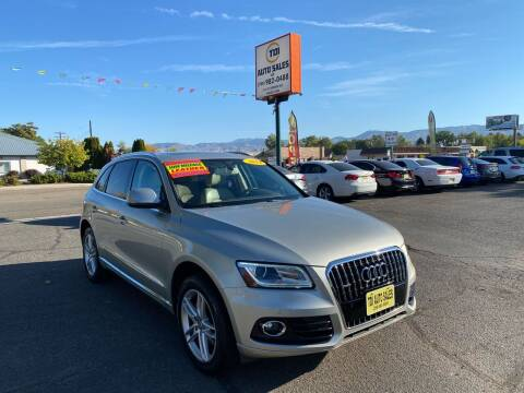 2014 Audi Q5 for sale at TDI AUTO SALES in Boise ID