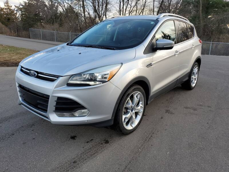 2016 Ford Escape for sale at Ace Auto in Jordan MN