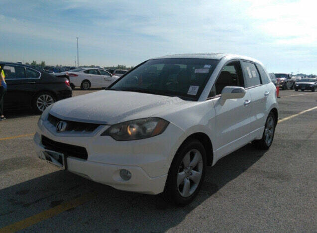 2007 Acura RDX for sale at HW Used Car Sales LTD in Chicago IL