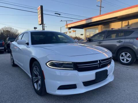 2016 Dodge Charger for sale at Pary's Auto Sales in Garland TX