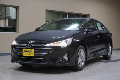 2020 Hyundai Elantra for sale at Jeremy Sells Hyundai in Edmunds WA