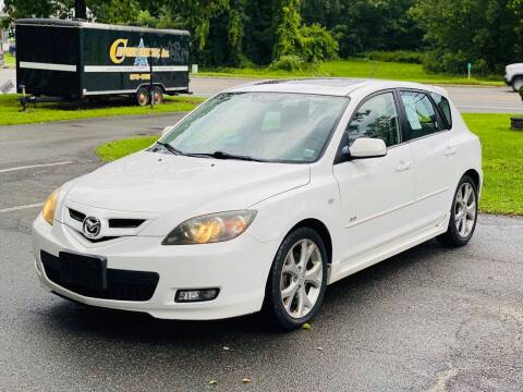 2009 Mazda MAZDA3 for sale at Pak Auto Corp in Schenectady NY