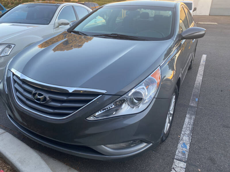 2013 Hyundai Sonata for sale at Cars4U in Escondido CA