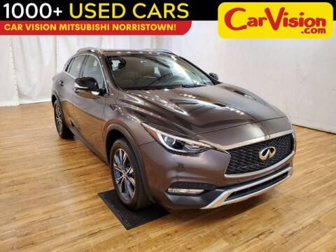 2018 Infiniti QX30 for sale at Car Vision Buying Center in Norristown PA