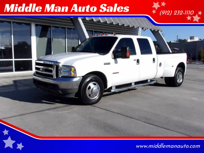 2004 Ford F-350 Super Duty for sale at Middle Man Auto Sales in Savannah GA