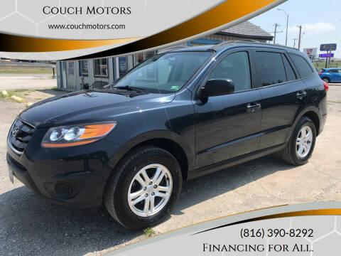 2011 Hyundai Santa Fe for sale at Couch Motors in Saint Joseph MO