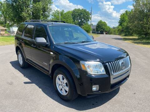 2008 Mercury Mariner for sale at Sevierville Autobrokers LLC in Sevierville TN
