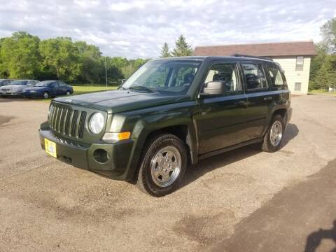 2009 Jeep Patriot for sale at Shores Auto in Lakeland Shores MN