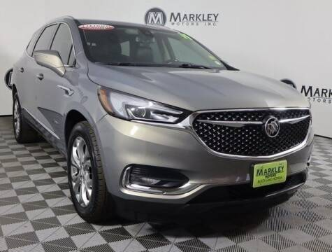 2019 Buick Enclave for sale at Markley Motors in Fort Collins CO