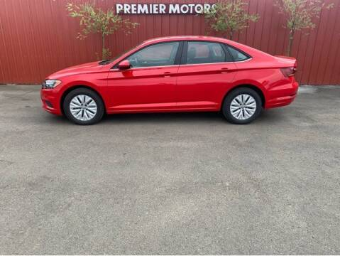 2019 Volkswagen Jetta for sale at Premier Motors in Milton Freewater OR