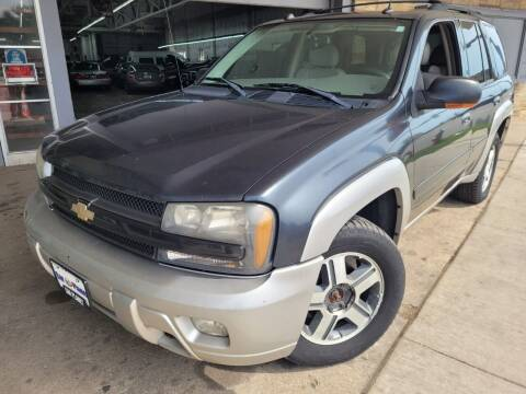 2005 Chevrolet TrailBlazer for sale at Car Planet Inc. in Milwaukee WI