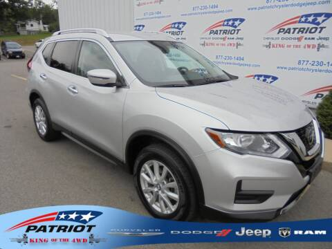 2019 Nissan Rogue for sale at PATRIOT CHRYSLER DODGE JEEP RAM in Oakland MD