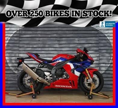 2021 Honda CBR1000RR-R for sale at AZautorv.com in Mesa AZ
