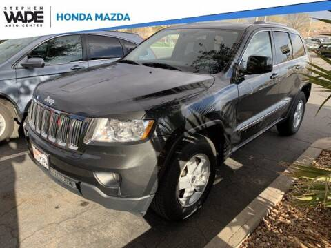 2011 Jeep Grand Cherokee for sale at Stephen Wade Pre-Owned Supercenter in Saint George UT
