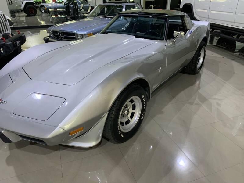 1979 Chevrolet Corvette for sale at Prestige USA Auto Group in Miami FL