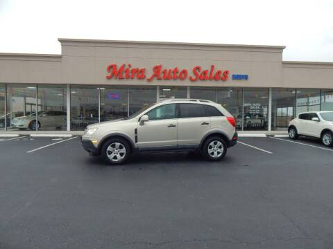 2013 Chevrolet Captiva Sport for sale at Mira Auto Sales in Dayton OH