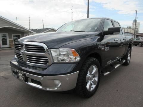 2018 RAM Ram Pickup 1500 for sale at Dam Auto Sales in Sioux City IA