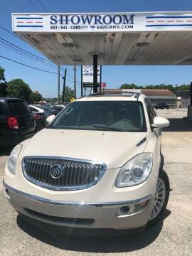 2009 Buick Enclave for sale at Showroom Auto Sales of Charleston in Charleston SC