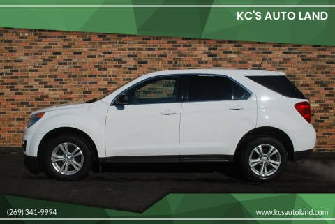 2015 Chevrolet Equinox for sale at KC'S Auto Land in Kalamazoo MI