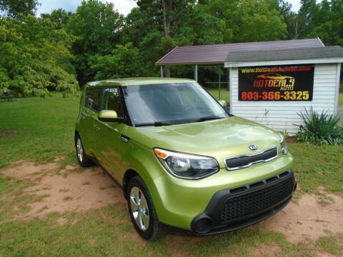 2015 Kia Soul for sale at Hot Deals Auto LLC in Rock Hill SC