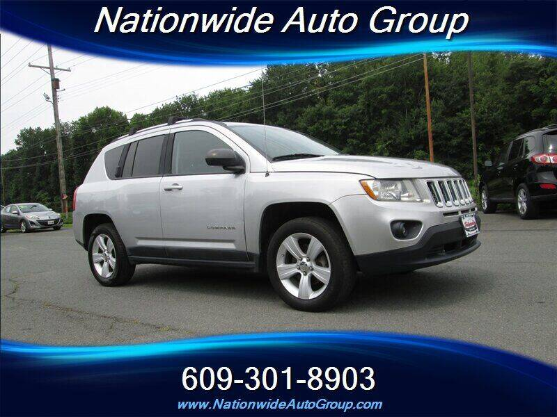 2011 Jeep Compass for sale in East Windsor, NJ