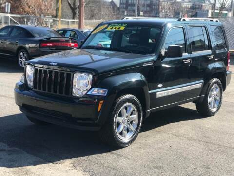 2012 Jeep Liberty for sale at Independent Auto Sales in Pawtucket RI