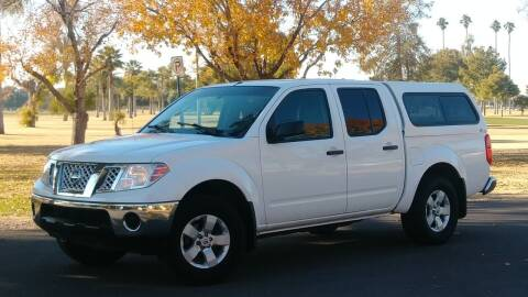 2010 Nissan Frontier for sale at CAR MIX MOTOR CO. in Phoenix AZ
