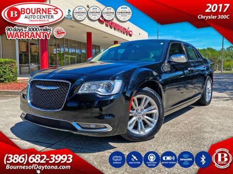 2016 Chrysler 300 for sale at Bourne's Auto Center in Daytona Beach FL