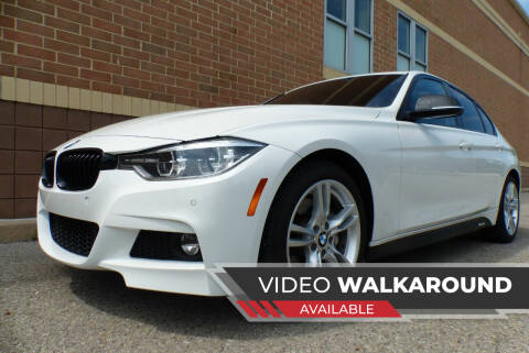 2017 BMW 3 Series for sale at Macomb Automotive Group in New Haven MI
