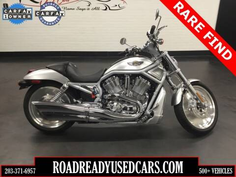 2003 Harley-Davidson VRSCA for sale at Road Ready Used Cars in Ansonia CT