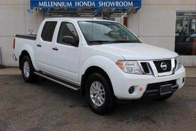 2018 Nissan Frontier for sale at MILLENNIUM HONDA in Hempstead NY