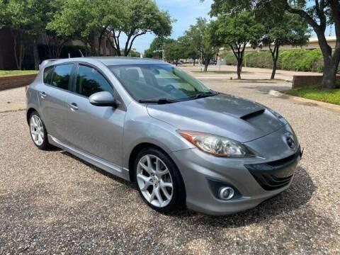 2012 Mazda MAZDASPEED3 for sale at KAM Motor Sales in Dallas TX