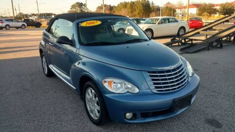 2007 Chrysler PT Cruiser for sale at Kelly & Kelly Supermarket of Cars in Fayetteville NC