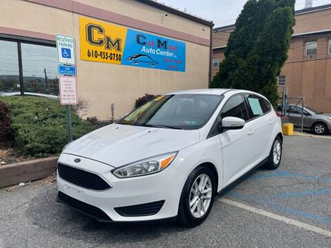 2015 Ford Focus for sale at Car Mart Auto Center II, LLC in Allentown PA