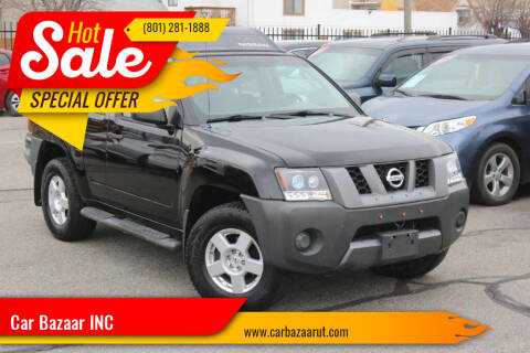 2007 Nissan Xterra for sale at Car Bazaar INC in Salt Lake City UT