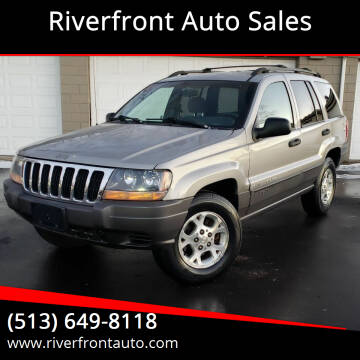 2001 Jeep Grand Cherokee for sale at Riverfront Auto Sales in Middletown OH