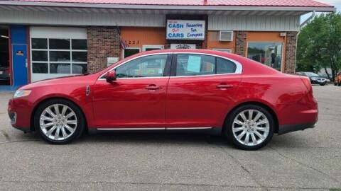 2012 Lincoln MKS for sale at Twin City Motors in Grand Forks ND