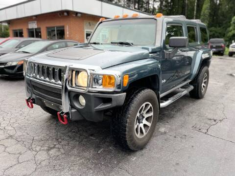 2006 HUMMER H3 for sale at Magic Motors Inc. in Snellville GA