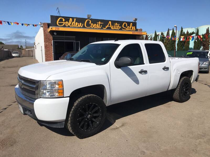 2007 Chevrolet Silverado 1500 for sale at Golden Coast Auto Sales in Guadalupe CA