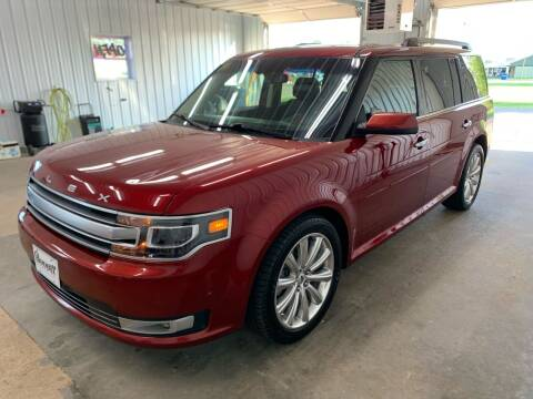 2014 Ford Flex for sale at Bennett Motors, Inc. in Mayfield KY