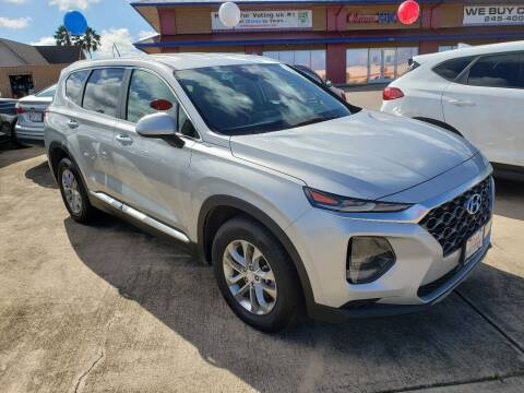 2019 Hyundai Santa Fe for sale at Ohana Motors in Lihue HI