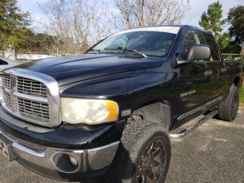 2004 Dodge Ram Pickup 1500 for sale at Capital City Imports in Tallahassee FL