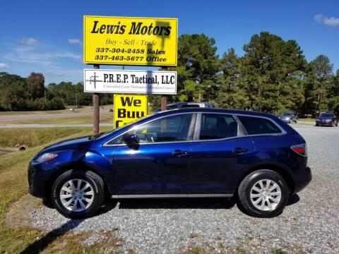 2011 Mazda CX-7 for sale at Lewis Motors LLC in Deridder LA